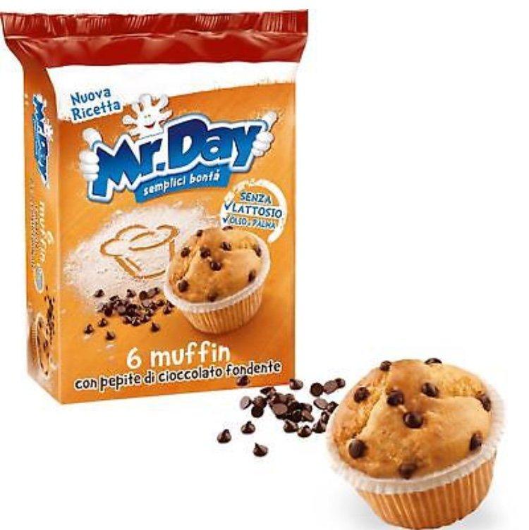 Muffin Mr Day