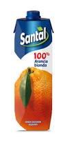 Succo Santal Arancia 1lt