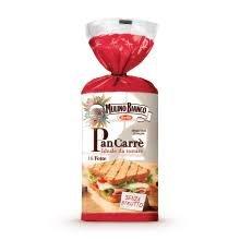 Pan Carré Mulino Bianco 285gr 16 fette