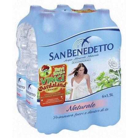 Acqua San Benedetto Naturale 2 lt