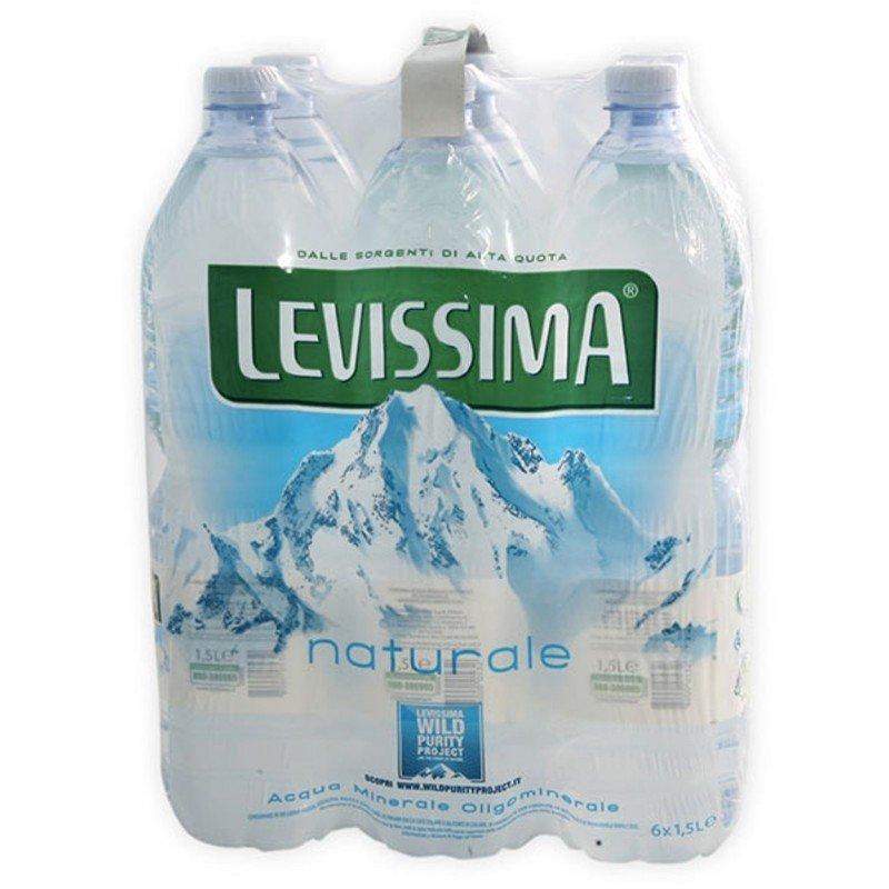 Acqua Levissima naturale