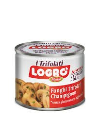 Funghi trifolati champignon 180gr