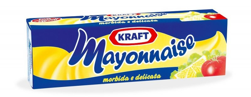 Maionese Kraft tubo 150ml