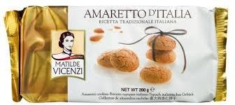 Amaretti  Vincenzi 200gr.