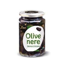 Olive nere denocciolate Citres 130gr