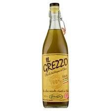 Olio Il Grezzo estratto a freddo Italiano