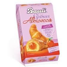 Croissant Bauli Albicocca 6pz