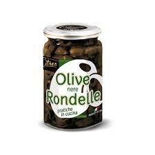 Olive nere citres