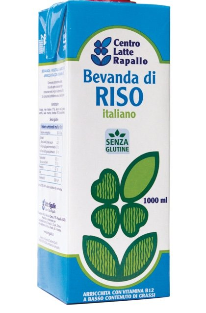 Bevanda di riso Bio Trevisan