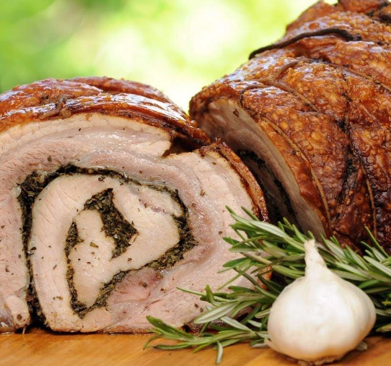 Porchetta Toscana