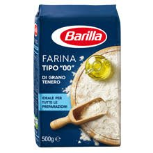 Farina Barilla tipo 00 1kg