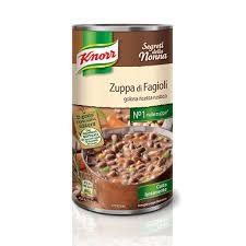 Zuppa di fagioli knorr 500gr