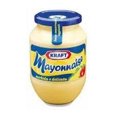 Maionese Kraft vasetto  200ml