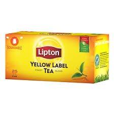 Thè lipton 25 filtri