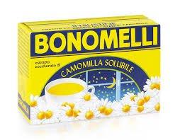 Camomilla solubile bonomelli 100gr