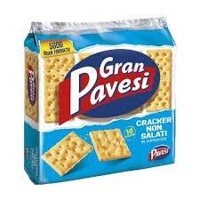 Cracker non salati Pavesi 560gr