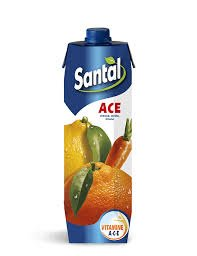 Succo Santal ACE 1lt