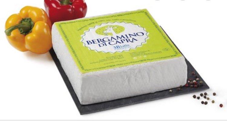 Bergamino formaggio di capra